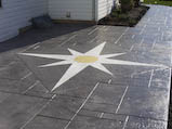 Stained Star Photo